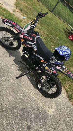 150 cc dirt bike manual for Sale in North Smithfield, RI