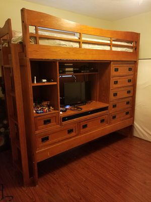 Captain Trundle Bed/ bunk bed for Sale in Largo, FL