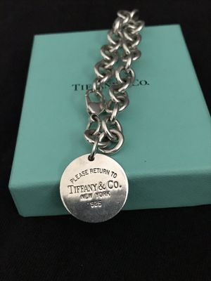 Authentic Return to Tiffany & Co Bracelet for Sale in San Jose, CA
