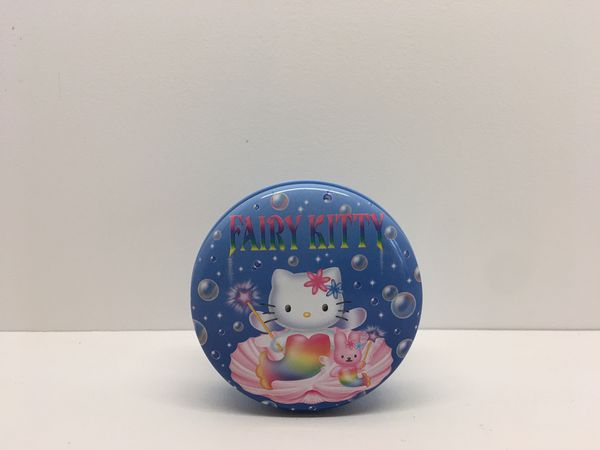 2000 Hello Kitty Mermaid Metal Box