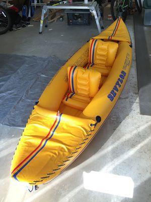 Sevylor Tahiti Inflatable Kayak for Sale in Barrington, IL