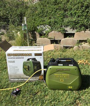 Generator 2000 Watt for Sale in Paso Robles, CA