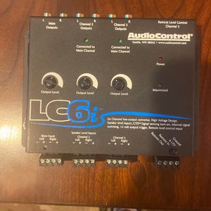 Audio Control LC6i 6 channel line output converter for Sale in Chula Vista, CA