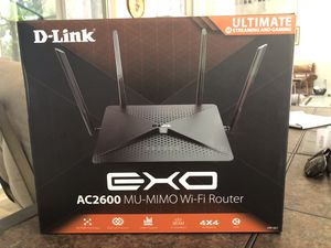 NIB D-Link AC2600 Wireless Router for Sale in Windermere, FL