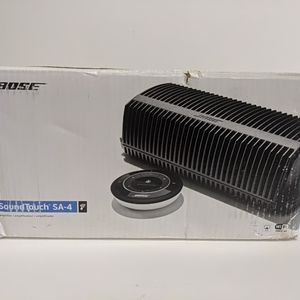 Bose SoundTouch SA-4 Amplifier Package for Sale in Houston, TX