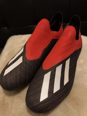 ADIDAS X 18+ FIRM GROUND CLEATS for Sale in Springfield, VA