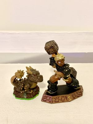 Imaginators character / figure barbella and bash from Spyros adventure for Sale in Norwalk, CA
