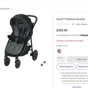 Graco Stroller And Carseat for Sale in Austin, TX