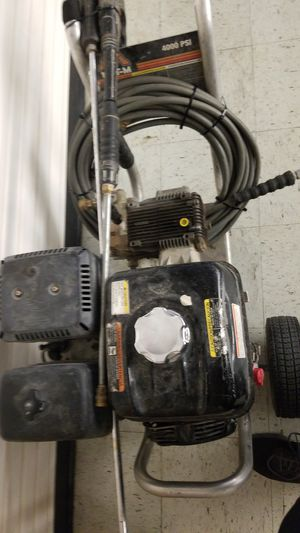 Pressure washer fcp2226 for Sale in Houston, TX