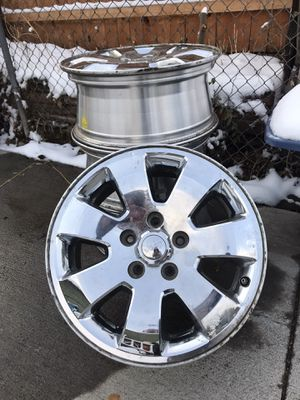 Jeep Rims / Wheels No Tires for Sale in Denver, CO