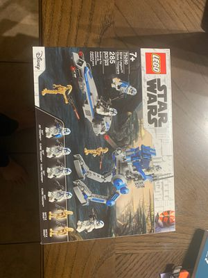 LEGO Star Wars 501ST Legion Clone Troopers 75280 for Sale in Irvine, CA