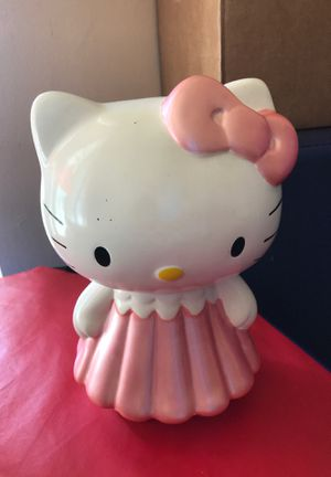 Hello Kitty Piggy Bank for Sale in West Palm Beach, FL