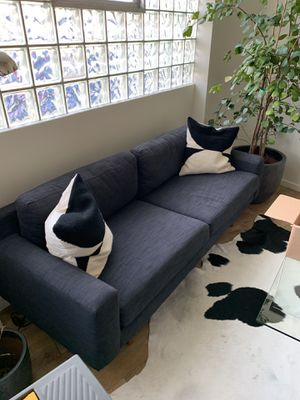 West Elm couch for Sale in Redwood City, CA
