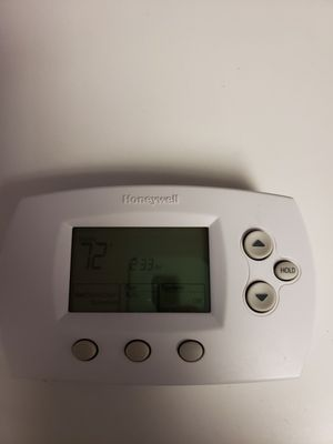 Honeywell thermostat for Sale in Youngsville, NC
