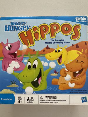 Hungry Hungry Hippos game for Sale in Chandler, AZ