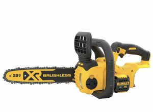 DeWALT DCCS620B 20-Volt MAX 12-Inch Cordless Brushless Chainsaw - Bare Tool for Sale in St. Petersburg, FL