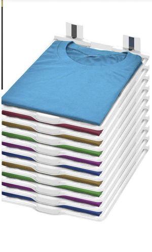 Closet Organizer ;T Shirt Organizer Folding for Sale in San Diego, CA