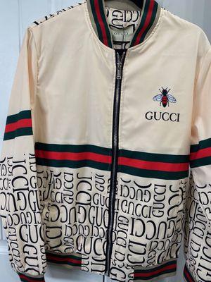 Men's Gucci Jacket for Sale in Orange Park, FL