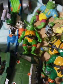 Ninja Turtles First Figures Bits Up To $3800 for Sale in Winter Haven,  FL