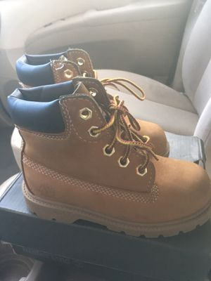Boys Timberland boots (Size 9) for Sale in Sacramento, CA