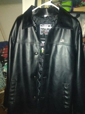 Collezioni leather jacket for Sale in Holiday, FL