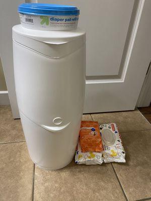 Diaper genie bundle for Sale in Columbus, OH