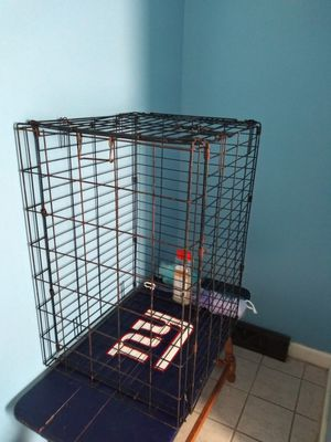 Small dog cage for Sale in Millville, NJ