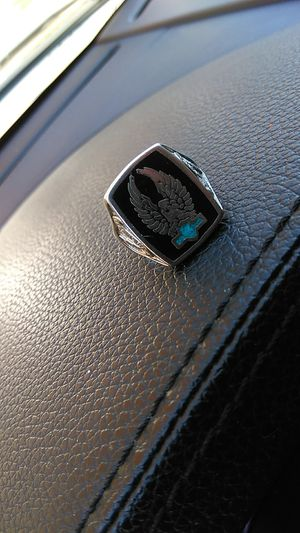 Harley Davidson ring for Sale in McKenney, VA