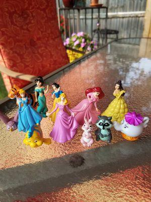 Disney princess mini figure lot 31 for Sale in Toledo, OH