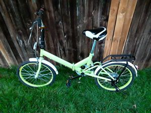 Folding bike for Sale in Denver, CO