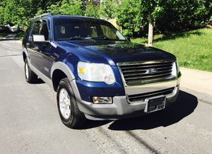 2006 Ford Explorer 4x4 Cold AC for Sale in Kensington, MD