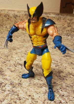 Toy Biz Marvel Legends 2003 Wolverine X-Men Action Figure Loose Toybiz Logan for Sale in Aurora, CO