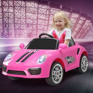 🎉!!BRAND NEW REMOTE CONTROL Electric Big Kid Ride On Car Power Wheels PORSCHE with Built in Music And Auxiliary audio for Sale in La Mirada, CA
