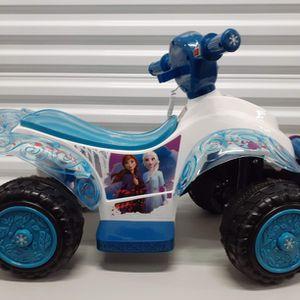Disney's Frozen 2 Kids 4 Wheeler for Sale in Minneapolis, MN