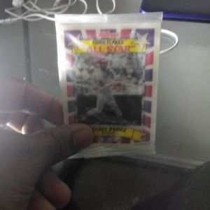 Kellogg's Corn Flakes All Star Holo Card Tony Perez for Sale in Laurel, MD