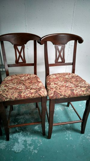 Kitchen island or bar chairs, $15 for Sale in Buffalo Grove, IL