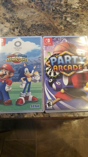 Nintendo Switch games prices in description for Sale in North Ridgeville, OH