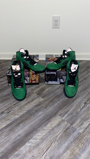 Nike Air Jordan 5 Retro SE CK6631-307 sizes 10.5 11.5 for Sale in Marlow Heights, MD