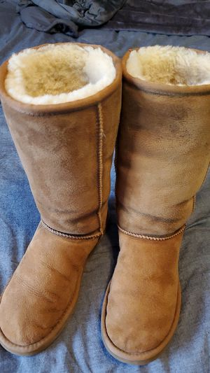 UGG Australia women's tall boots for Sale in Garland, TX