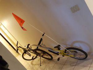 "Trek 20"" tag along, tandem, wee bike for Sale in Westminster, CA"