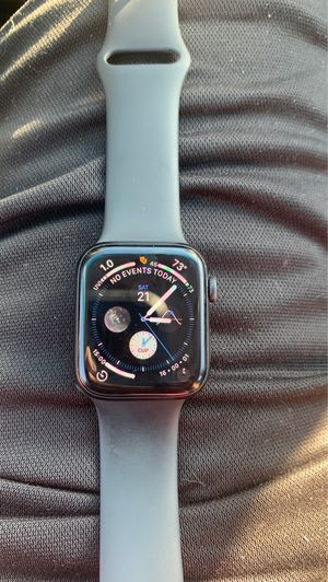 Apple Watch series 5 44 MM for Sale in Gaston, SC