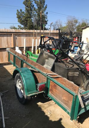 5x12 Box Trailer for Sale in Bakersfield, CA