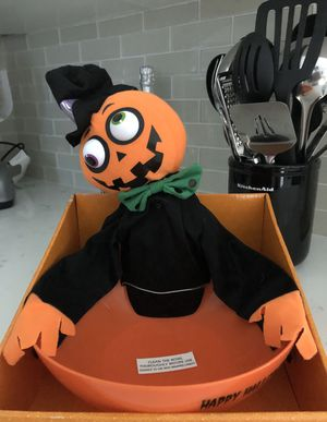Halloween 🍭Animated Candy Bowl🍬 for Sale in West Palm Beach, FL