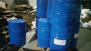 Food Grade 55 gallon metal drum $15 each for Sale in Rosemead, CA