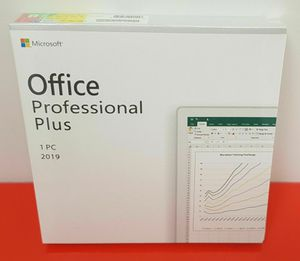 2019 Microsoft Office Professional Plus for Sale in San Diego, CA