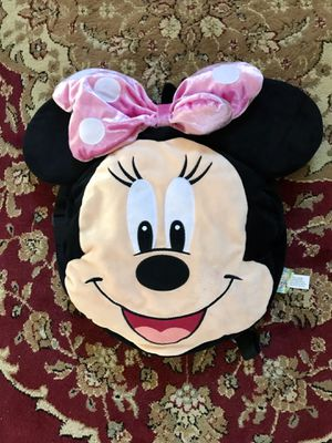 Minnie backpack like new for Sale in Lincolnia, VA