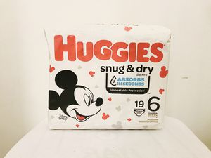$7 Snug & Dry Diapers for Sale in Pittsburgh, PA