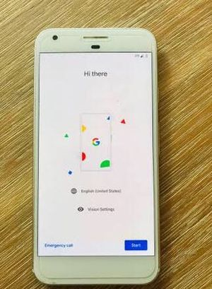 Google Pixel in EXCELLENT/LIKE NEW condition for Sale in Portland, OR