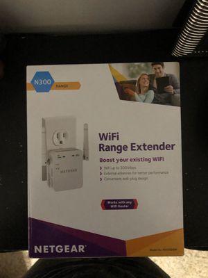 NETGEAR N300 WIFI EXTENDER for Sale in Buena Park, CA
