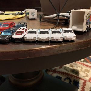 Hot wheels and Matchbox Police Cars for Sale in Carmel, IN